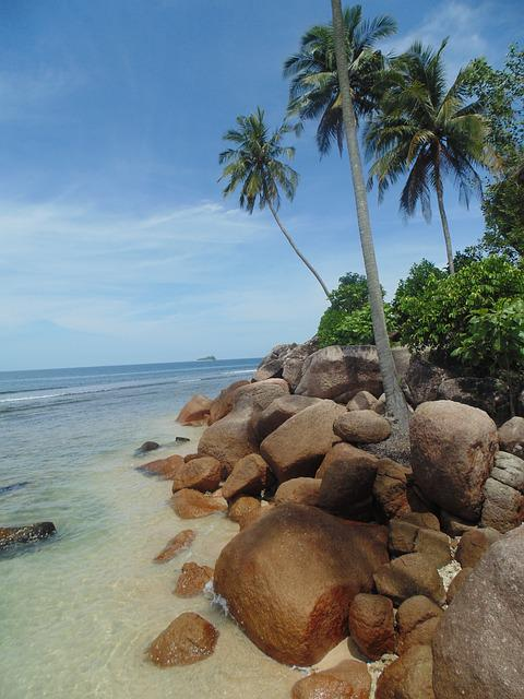 Indonesia, West Sumatra, Tourism, Travel, Padang, Beach