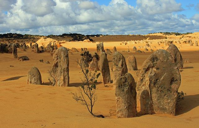 Pinnacles, Stones, Westcoast, Australia