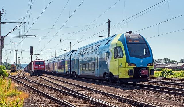 Electrical Multiple Unit, Double Decker, Westfalenbahn