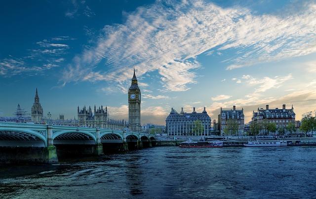 London, Westminster, Landmark, England, Architecture
