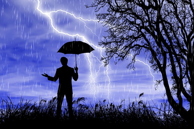 Rain, Storm, Climate, The Time, Wet, Atmosphere