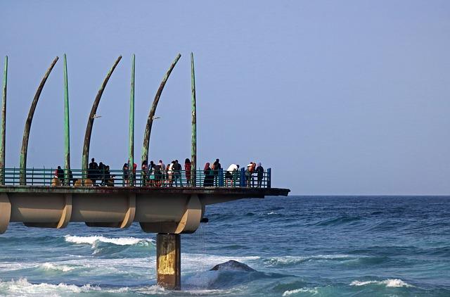 Whalebone Pier, Pier, Jetty, Whalebone Appearance