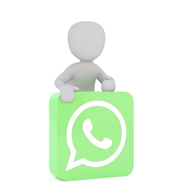Whatsapp, White Male, 3d Model, Isolated, 3d, Model