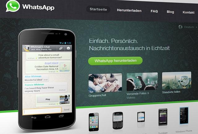 Whatsapp, Instant Messenger, Chat, Communication