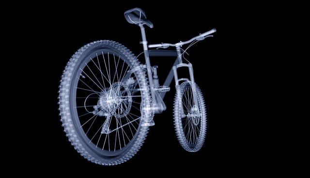 Mountain Bike, Bike, Mature, Wheel, Saddle, Spokes