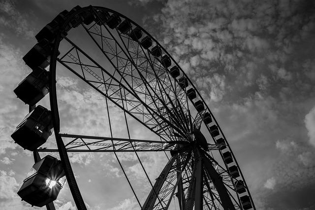 Giant Ferris Wheel, Wheel
