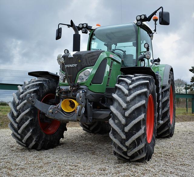 Fendt, Tractor, Machine, Wheel, Earth