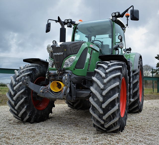 Fendt, Tractor, Machine, Wheel, Earth