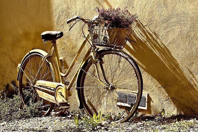 Bike, Bicycle, Two, Wheel, Old Bike