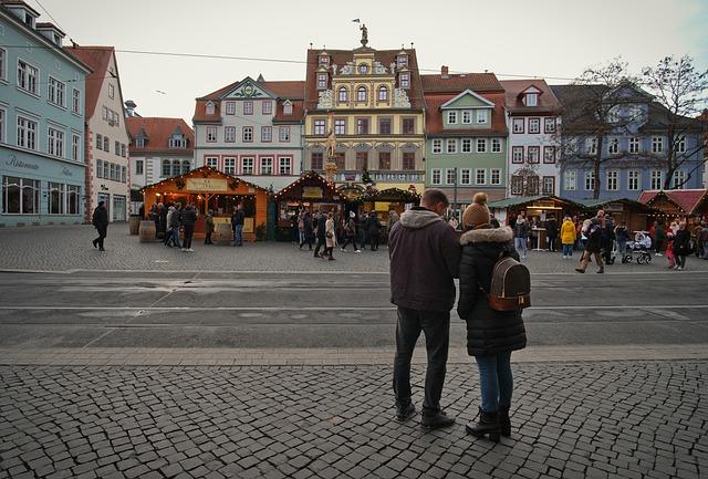 Search, Navi, App, Where, Christmas Market