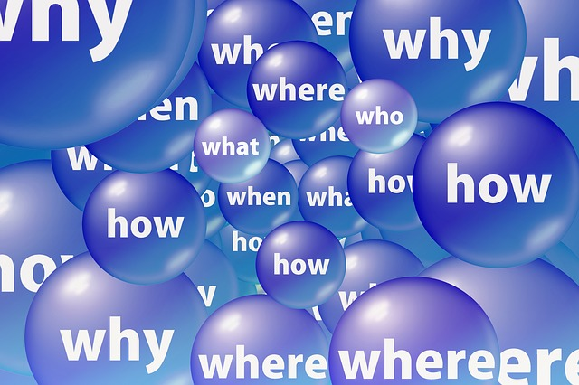 Questions, Font, Who, What, How, Why, Where, Notes