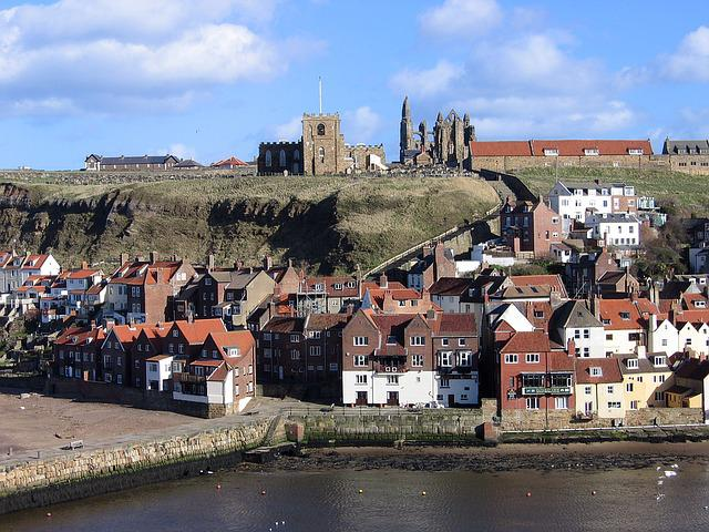 Whitby, Abbey, Landmark