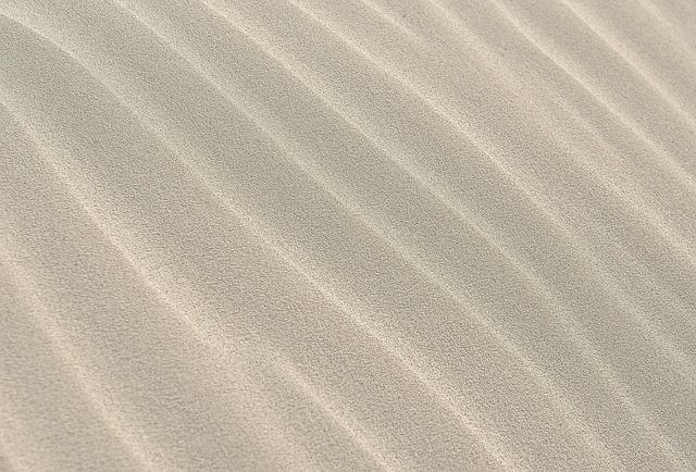Sand, Pattern, Wave, Background, White, Texture, Nature