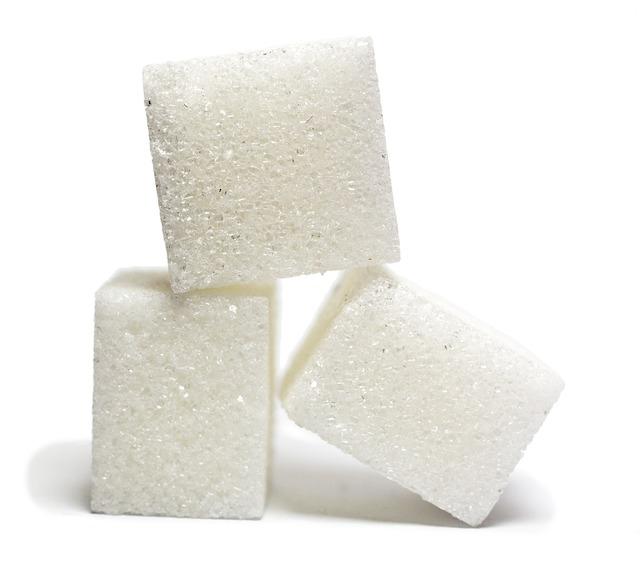 Lump Sugar, Sugar, Cubes, White, Sweet, Candy