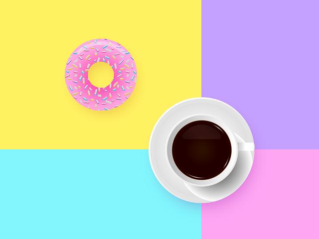 Coffee, Cup, White, Black, Hot, Fresh, Drink, Mug