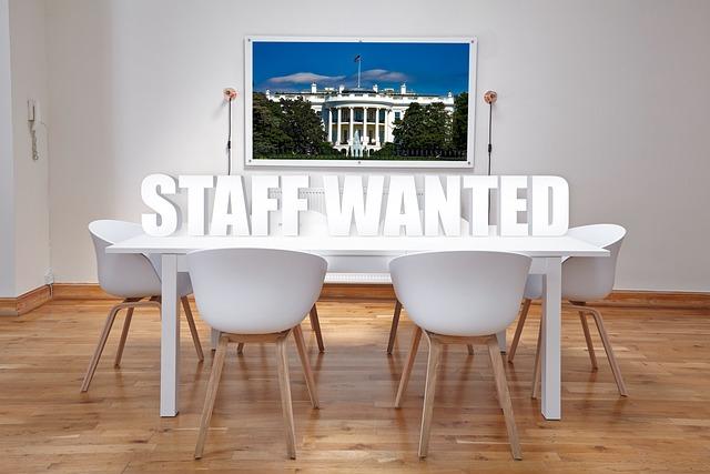 White House, Usa, Staff, Lack Of Staff, Termination
