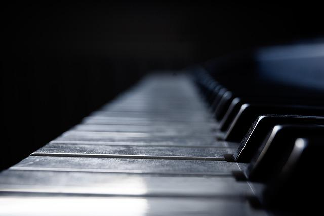Piano, Instrument, Keyboard, White, Black