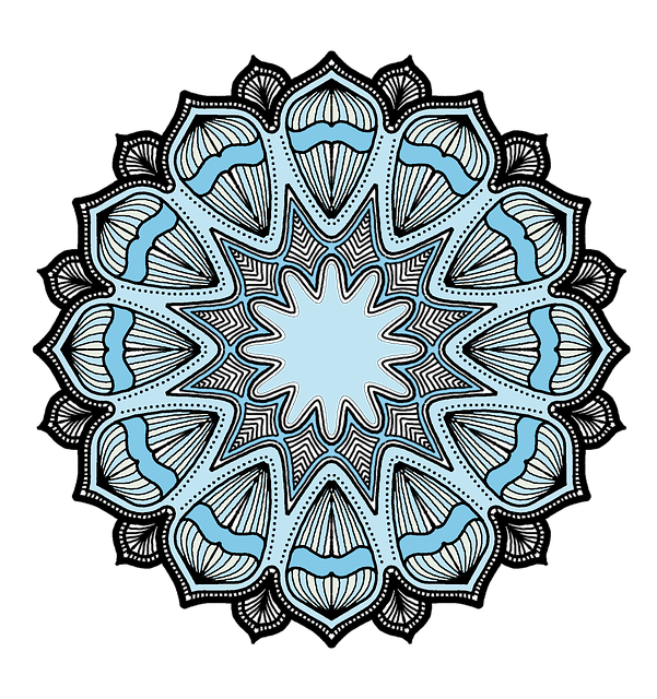 Mandala, Lines, Pattern, Shape, Line, Geometry, White