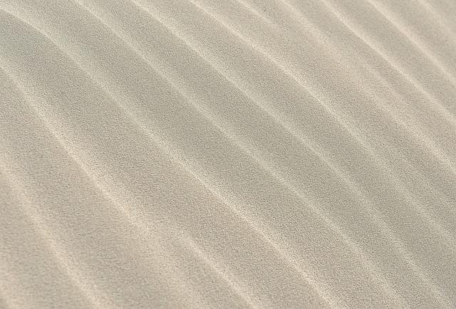 Sand, Pattern, Wave, Texture, Sand Background, White