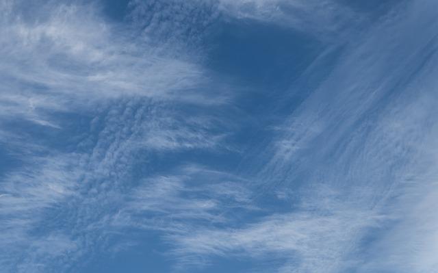 Clouds, White, Blue, Cloudscape, Pixabay Photo