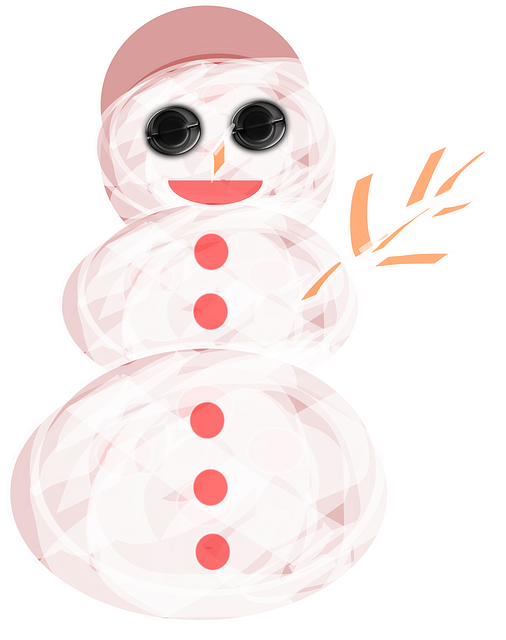 Snowman, Snow, Christmas, Winter, White, Xmas, Holiday