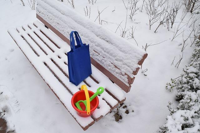 Snow, Toys, White