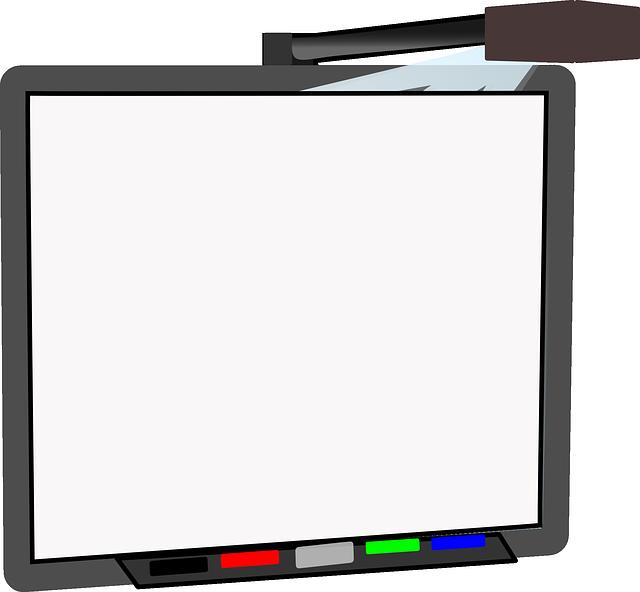 Whiteboard, Presentation, Board, School, Classroom