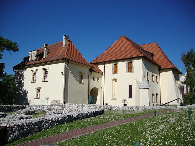 Wieliczka, Poland, Castle, Monument, The Museum