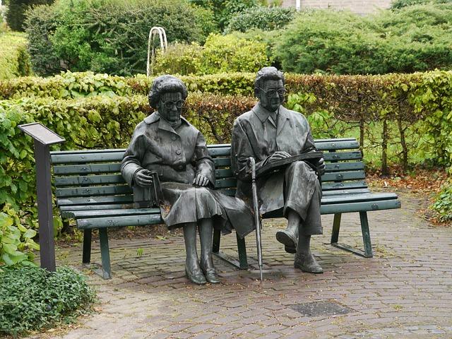Simon Carmiggelt, Statue, Wife, Sculpture, De Steeg