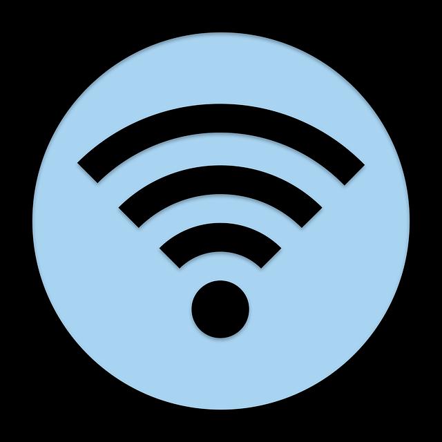 Icon, Wifi, Communication, Business, Mobile, Digital