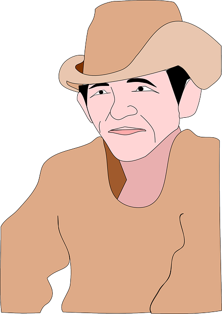 Gaucho, Cowboy, Farmer, Wild West, Hat, Man