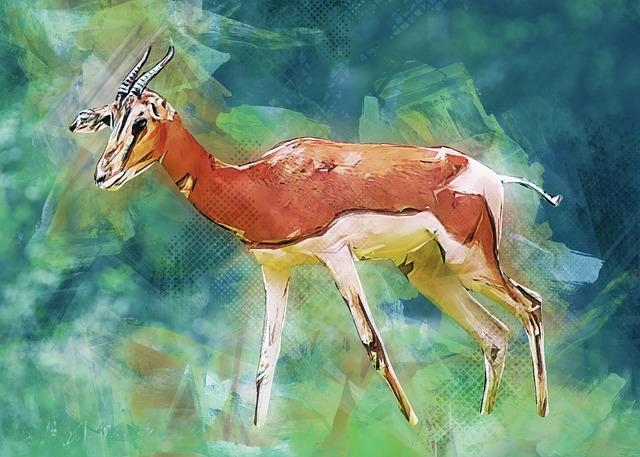 Antelope, Africa, Wilderness, Safari, Desert, Sand