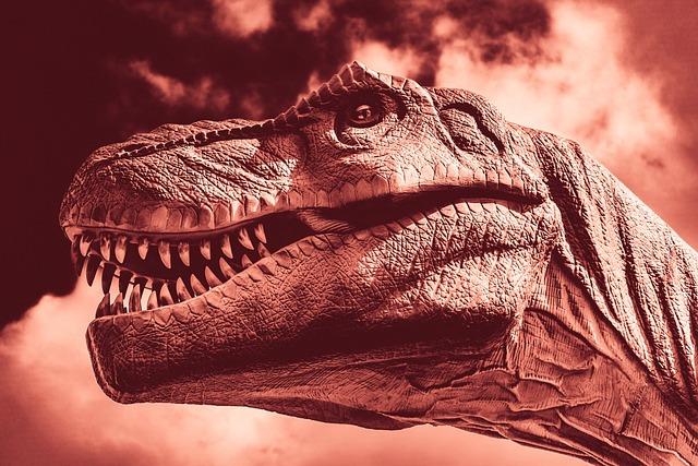 Dinosaurs, Reptile, Animal, Wildlife