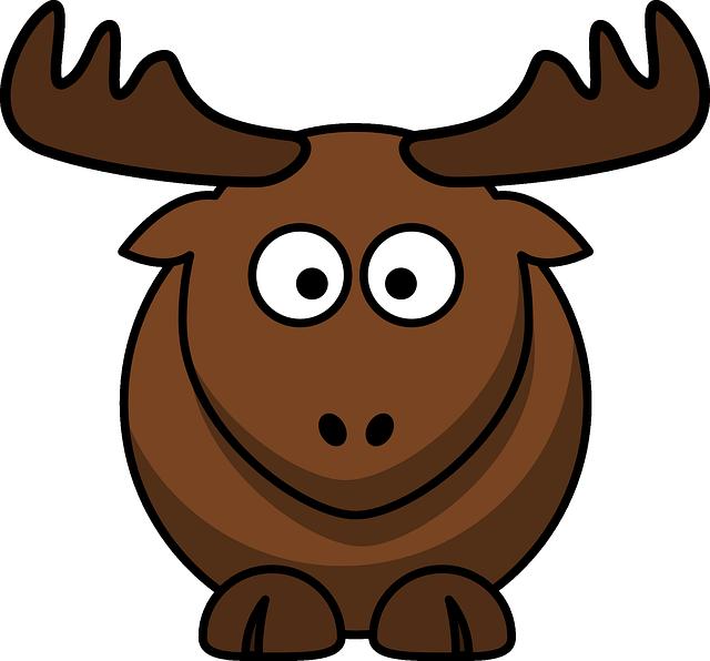 Elk, Animal, Brown, Mammals, Horns, Wildlife, Standing
