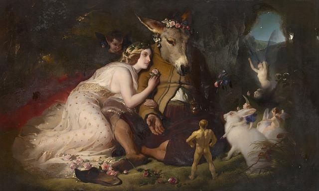 Edwin Landseer, William Shakespeare