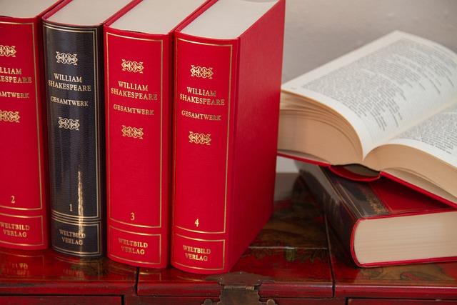 Book, School, Education, Read, William Shakespeare