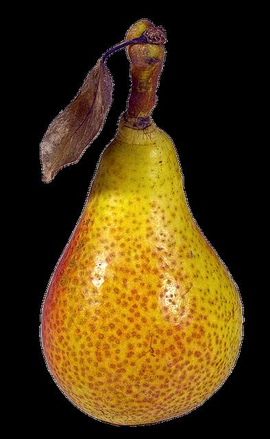 Pear, Williams Christ, Dessert Fruit, Fruit