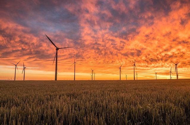 Windmills, Wind Power, Wind Energy, Wind Turbines