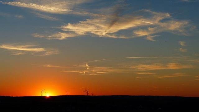Renewable Energy, Windräder, Sky, Wind Power
