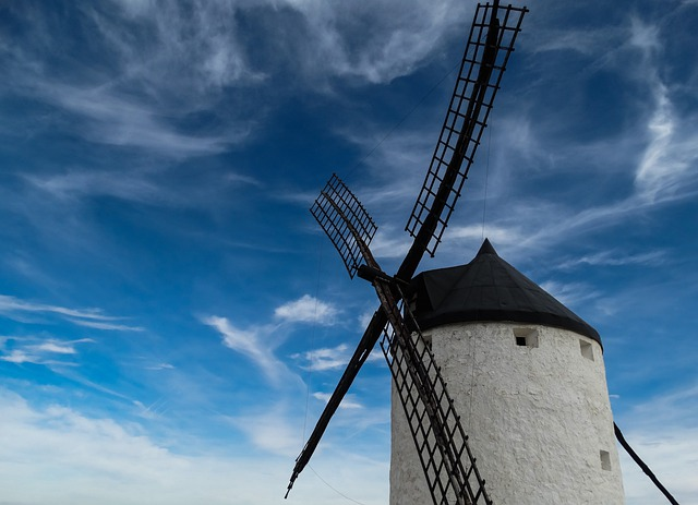 Mill, Windmill, Wind, Sky, Renewable Energy, Landscape