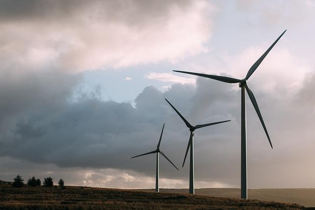 Windmills, Wind Turbines, Technology, Energy