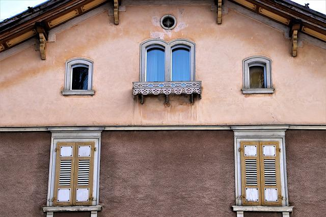 Shutters, Architecture, House, Old, Building, Window