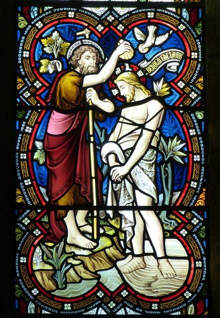 Church, Window, Church Window, Stained Glass, Faith
