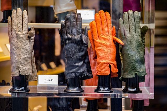 Shop, Window, Showcase, Glove, Fashion, Shopping, Woman