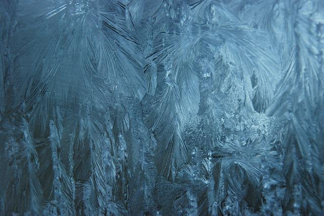 Ice, Eiskristalle, Window, Frozen, Winter, Cold, Frost
