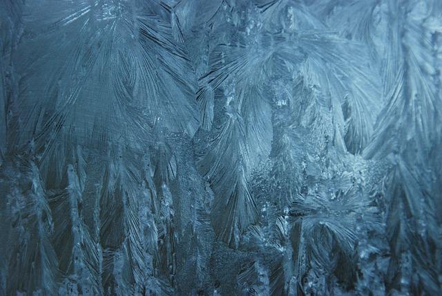 Ice, Eiskristalle, Window, Frozen, Winter, Cold, Frost