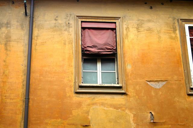 Bologna, Italy, Window, Architecture, Historically