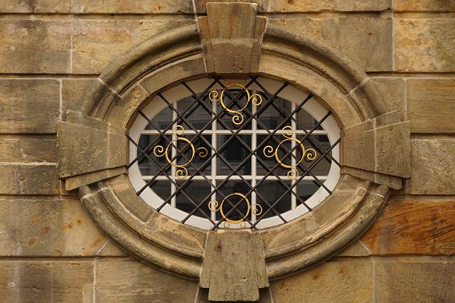 Kassel, Town Hall, Window, Architecture, Building