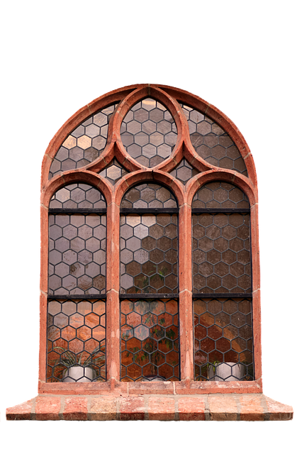 Window, Lead-glass Window, Historically, Christianity