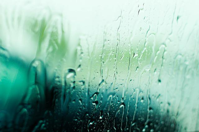 Rain, Blur, Window, Storm, Background, Reflection